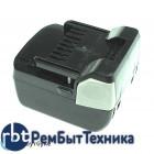 Аккумулятор для HITACHI (p/n: BSL 1415, BSL 1430), 3.0Ah 14.4V