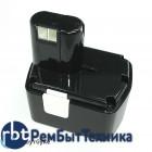 Аккумулятор для HITACHI (p/n: EB 1414L, EB 1420RS, EB 1426H, EB 1430H, EB 1430R), 2.1Ah 14.4V