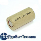 Аккумулятор Ni-Mh SC 1.2V 3000mAh