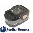 Аккумулятор для AEG (p/n: B1414G, B1420R, B1415R, M1430R, 4932352110), 1.4Ah 14.4V Ni-Cd