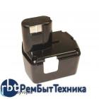 Аккумулятор для HITACHI (p/n: EB 1412S, EB 1414L, EB 1420RS, EB 1426H, EB 1430R), 3.0Ah 14.4V Ni-Mh