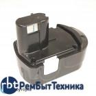 Аккумулятор для HITACHI (p/n: EB 1812S, EB 1814SL, EB 1820, EB 1820L, EB 18B), 3,0Ah 18V Ni-Mh