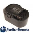 Аккумулятор для AEG (p/n: B1414G, B1420R, B1415R, M1430R, TB2141R.19C), 3.0Ah 14.4V Ni-Mh