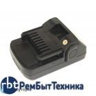 Аккумулятор для HITACHI (p/n: BSL1815X, BSL1830), 1.5Ah 18V Li-Ion