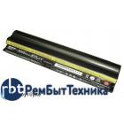 Аккумуляторная батарея 17+ для ноутбука Lenovo ThinkPad  X100E 11.1V 63Wh черная ORIGINAL
