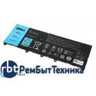 Аккумуляторная батарея 0WGKH для ноутбука Dell Latitude 10-ST2e 7.4V 30Wh ORIGINAL