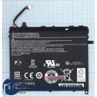 Аккумуляторная батарея BAT-1011 для планшета Acer Iconia Tablet A510 A700 3.7V 9800mAh черная