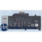 Аккумуляторная батарея 74XCR для планшета Dell Venue 8 Pro (5830) 3,7V 18Wh ORIGINAL черная