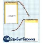 Аккумуляторная батарея 355585 для эл.книги Li-ion 3,7v 1600mAh (Onyx BBA10)