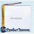 Аккумулятор Li-Pol (батарея) 3*105*105мм 3pin 3.7V/4500mAh