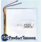 Аккумулятор Li-Pol (батарея) 2*110*115мм 2pin 3.7V/3500mAh