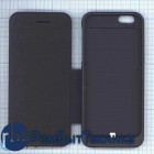 Аккумулятор/чехол для Apple iPhone 6 3500 mAh черный leather cover