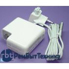 Блок питания (сетевой адаптер) для ноутбуков Apple 16.5V 3.65A 60W MagSafe L-shape REPLACEMENT