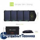 Зарядное устройство на солнечных панелях ALLPOWERS AP-SP5V18W USB 5V 18W 5V 2400mA (max)
