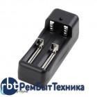Блок питания Зарядное устройство YCD-12601 для двух аккумуляторов типа 18650 Li-ion 4,2V