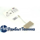 Адаптер Multiport Type-C на USB 2шт., USB 3.0, Type-С для MacBook золотой