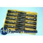 Набор отвёрток Best BST-8800C 10 в 1 черный