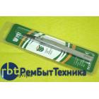 Пинцет Best BST-259 прямой заострённый антистатический 130мм
