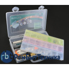 Большой набор инструментов для вскрытия телефонов и планшетов Best BST-8911A с кейсом