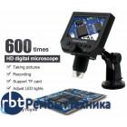 """USB видеомикроскоп Best G600 с экраном 4.3"""""""