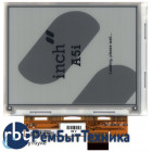 "Экран для электронной книги e-ink 5"" PVI ED050SU2(LF)"