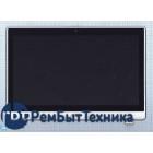 Модуль (Матрица, экран, дисплей + тачскрин) Acer Aspire V5-122P черный с белой рамкой