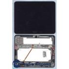 Модуль (Матрица, экран, дисплей + тачскрин) 3Q Qoo! черный с рамкой