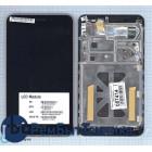 Модуль (Матрица, экран, дисплей + тачскрин) Asus FonePad 7 FE375CXG черный с рамкой