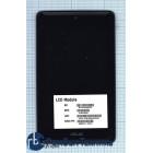 Модуль (Матрица, экран, дисплей + тачскрин) Asus FonePad 7 ME372CL черный с рамкой