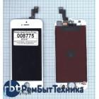 Дисплей iPhone 5S в сборе с тачскрином (JDF) белый