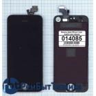 Дисплей iPhone 5 в сборе с тачскрином (JDF) черный