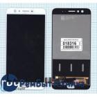 Модуль (Матрица, экран, дисплей + тачскрин OPPO F3 Plus белый