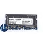 Модуль памяти AMD DDR3- 2Гб, 1600 SO-DIMM