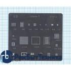 Трафарет BGA для iPhone 5 тонкий