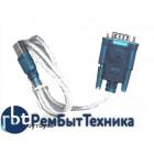 USB адаптер RS 232 синий
