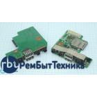 Плата питания для ноутбука HY-DE031 Dell Latitude E5400 с USB и Audio разъемами