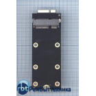 Переходник mSATA на 7+17 pin SSD Для MacBook Pro Retina 2012 IMAC A1425 A1398 MC975 MC976 ME662
