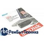Флешка USB 64Гб SANDISK Ultra, черная