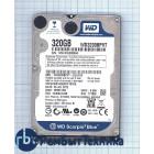 "Жесткий диск 2.5"" WD Scorpio Blue 320GB, SATA II, WD3200BPVT"