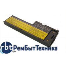 Аккумуляторная батарея для ноутбука IBM-Lenovo ThinkPad X60s, X61s  2600mah OEM