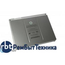Аккумуляторная батарея A1175 для ноутбука Apple MacBook Pro A1175 A1150 серебристая 5400mAh ORIGINAL