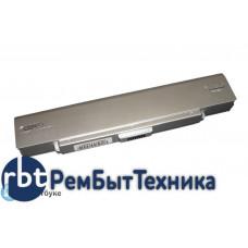 Аккумуляторная батарея VGP-BPS9 для ноутбука Sony Vaio VGN-CR 5200mAh OEM Silver