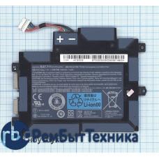 Аккумуляторная батарея BAT-711 для Acer Iconia Tab A100 A101 11.3Wh (1530 mah)