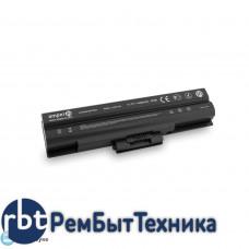 Аккумуляторная батарея AI-BPS13W для ноутбука Sony Vaio VGN, VPC Series 11.1V 4400mAh OEM_noname черная