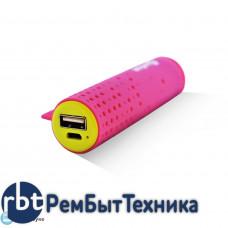 Внешняя аккумуляторная батарея AI-TUBE P 3100mAh (11Wh) розовая OEM_noname