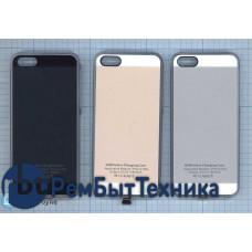 Чехол-бампер с QI-адаптером беспроводной зарядки для iPhone 5 / 5S