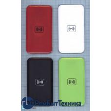 Универсальная индукционная беспроводная панель QI станция для зарядки телефонов
