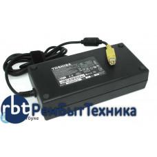 Блок питания (сетевой адаптер) для ноутбуков Toshiba 19V 9.5A 180W 4pin ORIGINAL