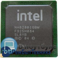 Чип Intel NH82801GBM SL8YB