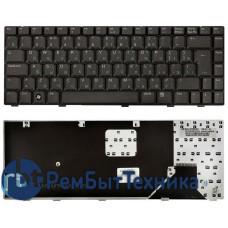Клавиатура для ноутбука Asus W3 W3J A8 F8 F8S N80 X80 черная